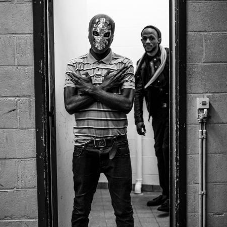 Brussels Young Wrestling Style. Dēmos sprak met Nsimba Bafuka en Pieter Smets van Buurtsport Brussel - Een ander perspectief - Momenten#13