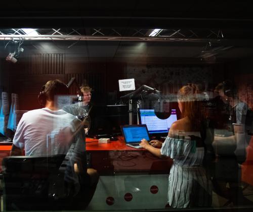 Gemeenschapsradio als corona-proof event: Radio Sinksen als good practice