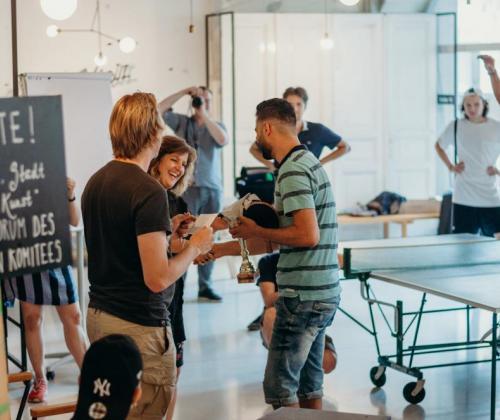 Oproep Social SportUp: begeleiding voor sociale ondernemers