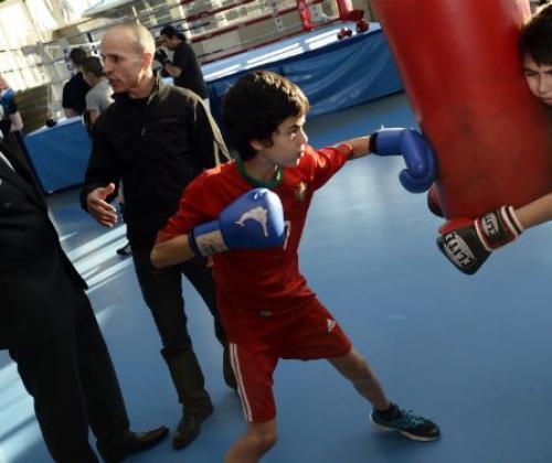 Abdel Wahhabi de meest geweldige vechtsporttrainer