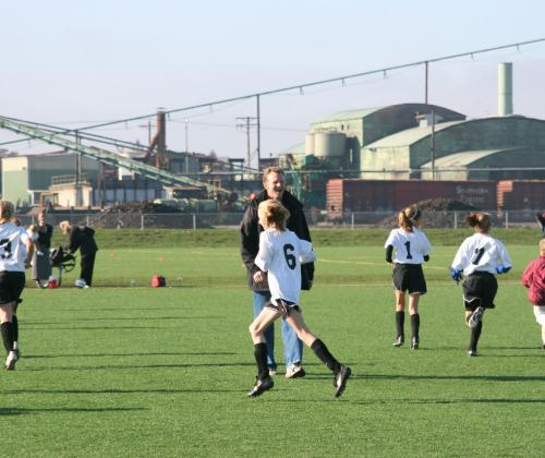 Vacature: brugfiguur jeugdvoetbal