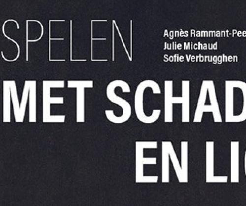 Handboek schaduwtheater 'Spelen met schaduw en licht'