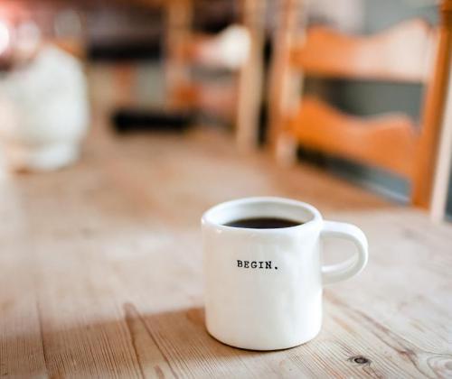Koffie en coaching in 2020