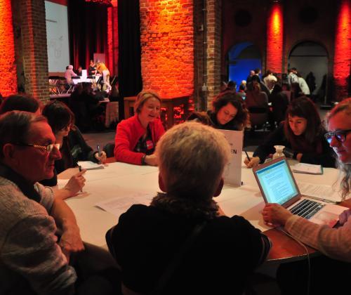 Dossier Praktijktafel In Dialoog met je netwerk