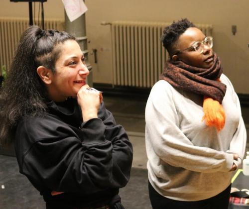 Oproep: vooropleiding theater De nieuwe spelers