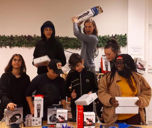 Helix bouwt de brug tussen onderwijs en jeugdwerk