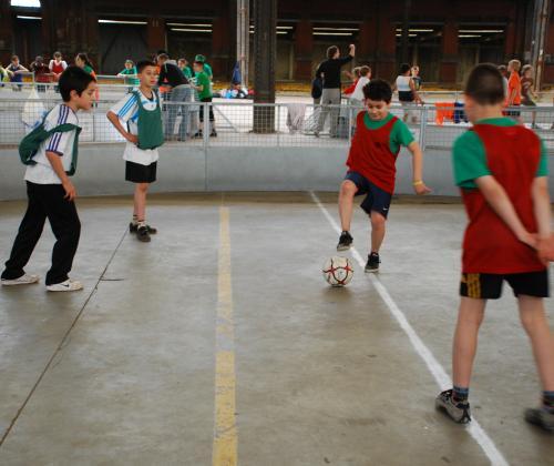 Uit de marge van het sportbeleid? Maatschappelijk kwetsbare jeugd en sportverenigingen